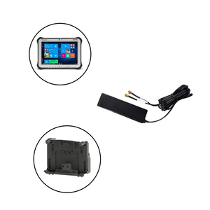 Covert Wedge Antenna for Panasonic Toughbook/Toughpad Mobile Docking Computers/Tablets and Gamber Johnson/Havis Docking Stations