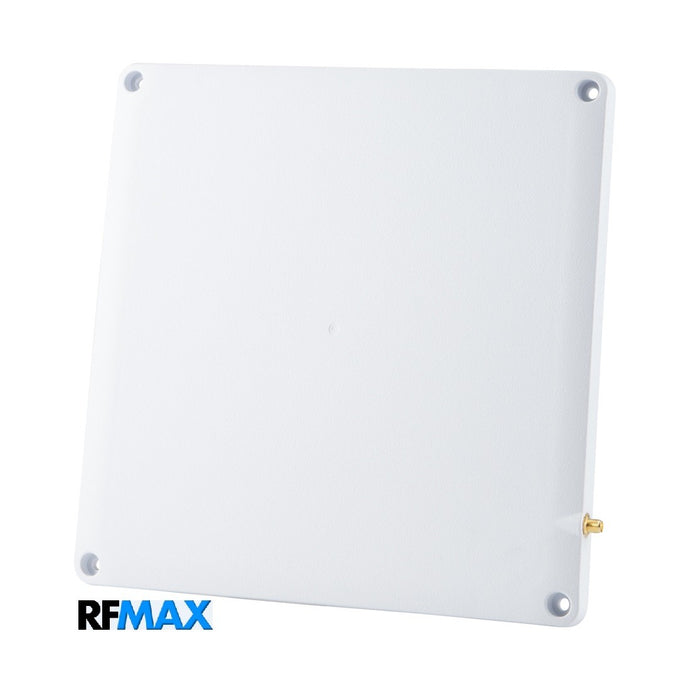 Low Profile 100mm VESA Mount 10x10 inch IP-67 Circularly Polarized RFID Antenna - ETSI