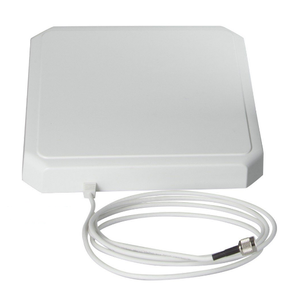10x10 inch IP54 RHCP Antenna for FCC RFID Readers: Impinj R420 & Zebra FX7500