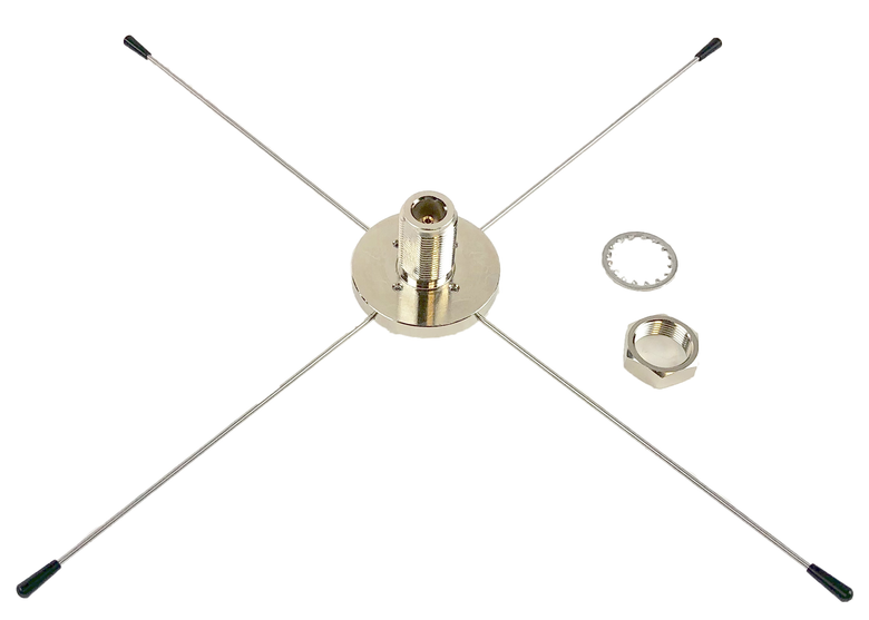 Ground Plane Kit for 4G/LTE NMO Antennas
