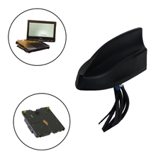 Thin Sharkfin Antenna for Getac Mobile Docking Computers/Tablets and Gamber Johnson/Havis Docking Stations
