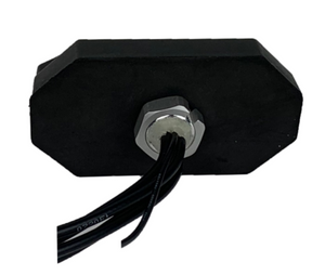 LTE and GNSS Vehicular Antenna Direct Mount with 2x SMA-Male Connectors