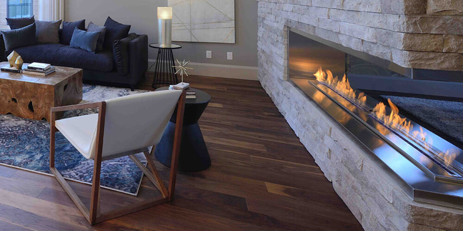 5 Reasons Why Ethanol Fireplaces Are Trending