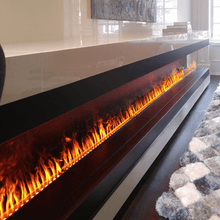 Dimplex Opti‐myst Pro 1000 Electric Cassette Fireplace - Crackle Fireplaces