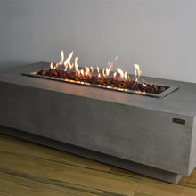 "Elementi ""Granville"" Fire Table - Crackle Fireplaces"