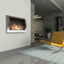 "Anywhere Fireplace ""Chelsea"" Wall Mounted Fireplace 