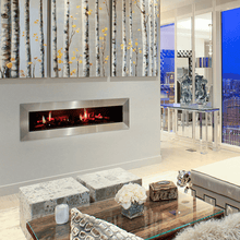 Dimplex Opti-V Duet Electric Fireplace - Crackle Fireplaces