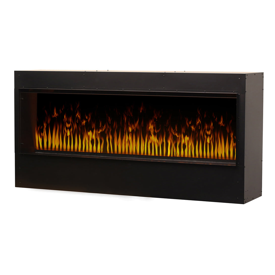 Dimplex Opti-myst® Pro 1500 Built-in Electric Firebox - Crackle Fireplaces