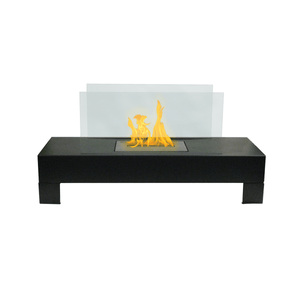 "Anywhere Fireplace ""Gramercy"" Free Standing Fireplace - Crackle Fireplaces"