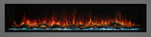 "Modern Flames Landscape Pro Multi 80"" Electric Fireplace - Crackle Fireplaces"
