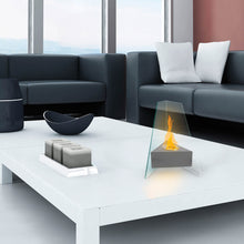 "Anywhere Fireplace ""Manhattan"" Tabletop Fireplace - Crackle Fireplaces"