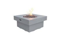 "Elementi/Modeno ""Branford"" Fire Table Black- Propane"