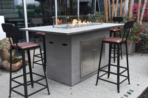 "Elementi ""Himalaya"" Bar Table- Propane"