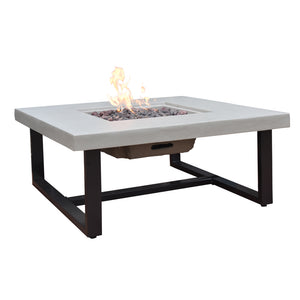 "Elementi ""Aachen"" Fire Table- Natural Gas"