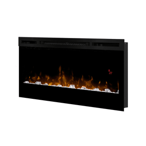 "Dimplex Prism 34"" Wall Mounted Linear Electric Fireplace"