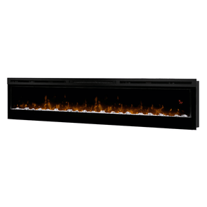 "Dimplex Prism 74"" Wall Mounted Linear Electric Fireplace"