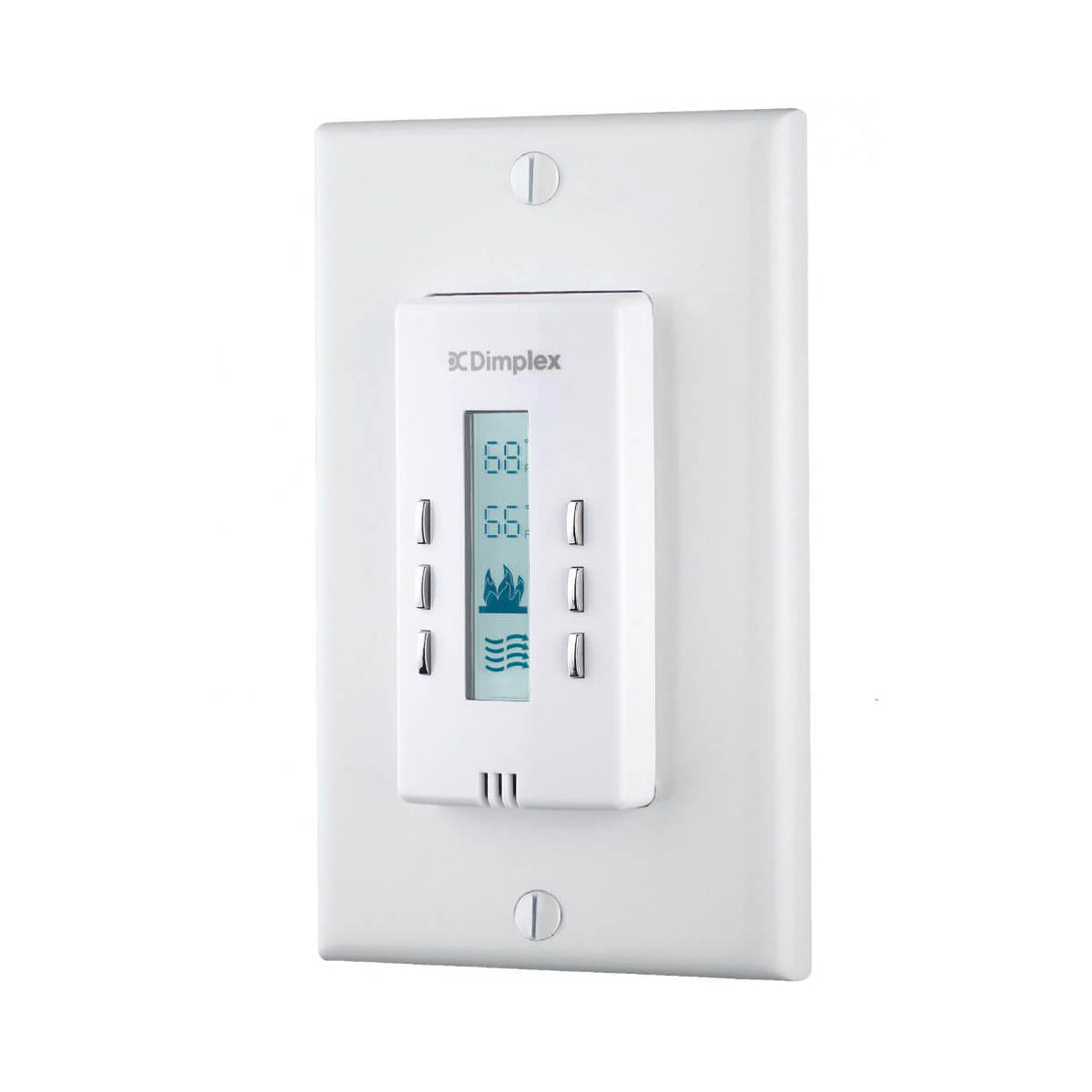 Dimplex Wall Switch Remote Control - Crackle Fireplaces