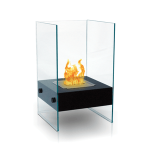 "Anywhere Fireplace ""Hudson"" Free Standing Fireplace - Crackle Fireplaces"