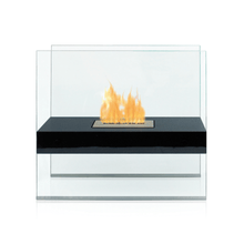 "Anywhere Fireplace ""Madison"" Free Standing Fireplace - Crackle Fireplaces"