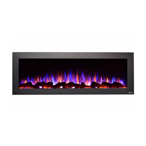 "Touchstone 50"" Sideline Outdoor/Indoor Wall Mounted Electric Fireplace"