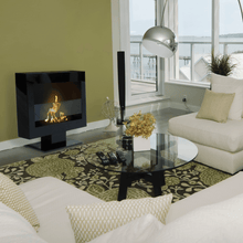 "Anywhere Fireplace ""Tribeca II"" Free Standing Fireplace - Crackle Fireplaces"