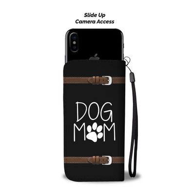 Paw Dog Mom - Wallet Case