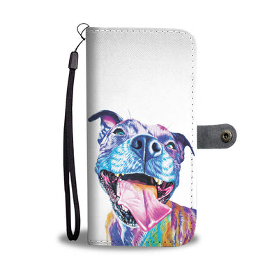 Pitbull Love - Wallet Case