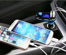 Hands Free Bluetooth Speakerphone FM Transmitter