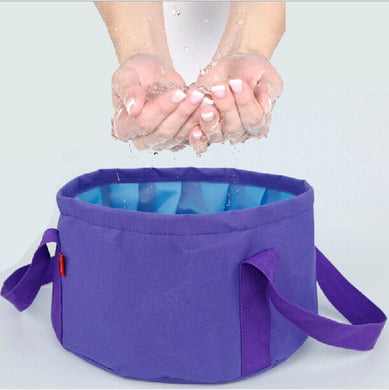 Portable Outdoor Folding Wash Basin