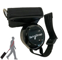 RetraStrap Hands Free your carry-on luggage - Anti theft. (Retail Packaged)