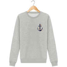 Sweat Homme BIO Col rond Le Yachtman