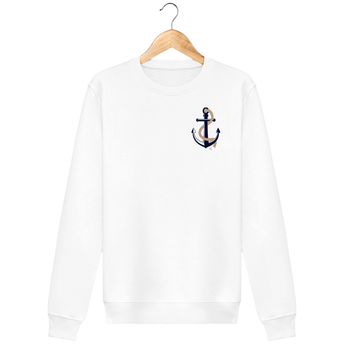 Sweat Ancre marine