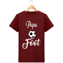 Tee Shirt Homme papa foot