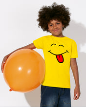 Tee Shirt enfant BIO | Smiley BOUH ! | C mon T-shirt