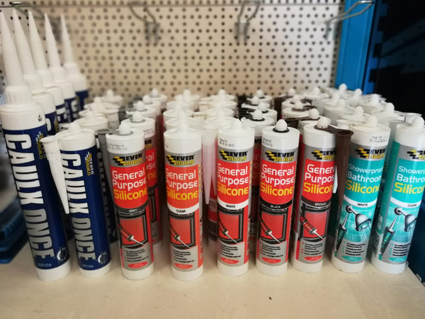 Sealants and adhesives