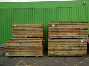 Softwood Sleepers
