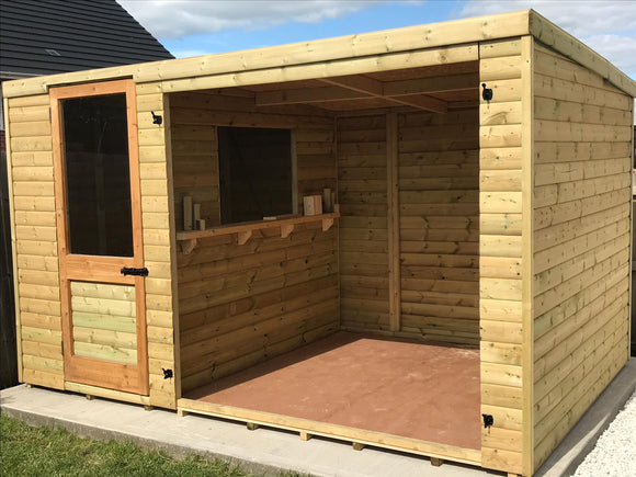 Man Cave Wood, Cladding for all of your projects and outside spaces, sheds, summer houses, garages and outhouses!