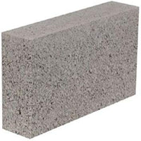 100mm concrete block 7n Dense Block 440x215x100mm