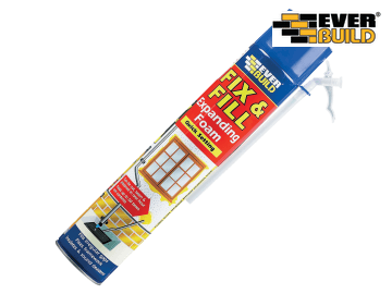 Fix & Fill Expanding Foam Filler 750ml