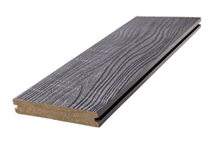 Infinity Mossel Bay Grey/Indonesian Teak BPC Composite Decking 4.8 20x140