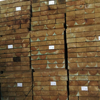 Treated Softwood Railway Sleepers