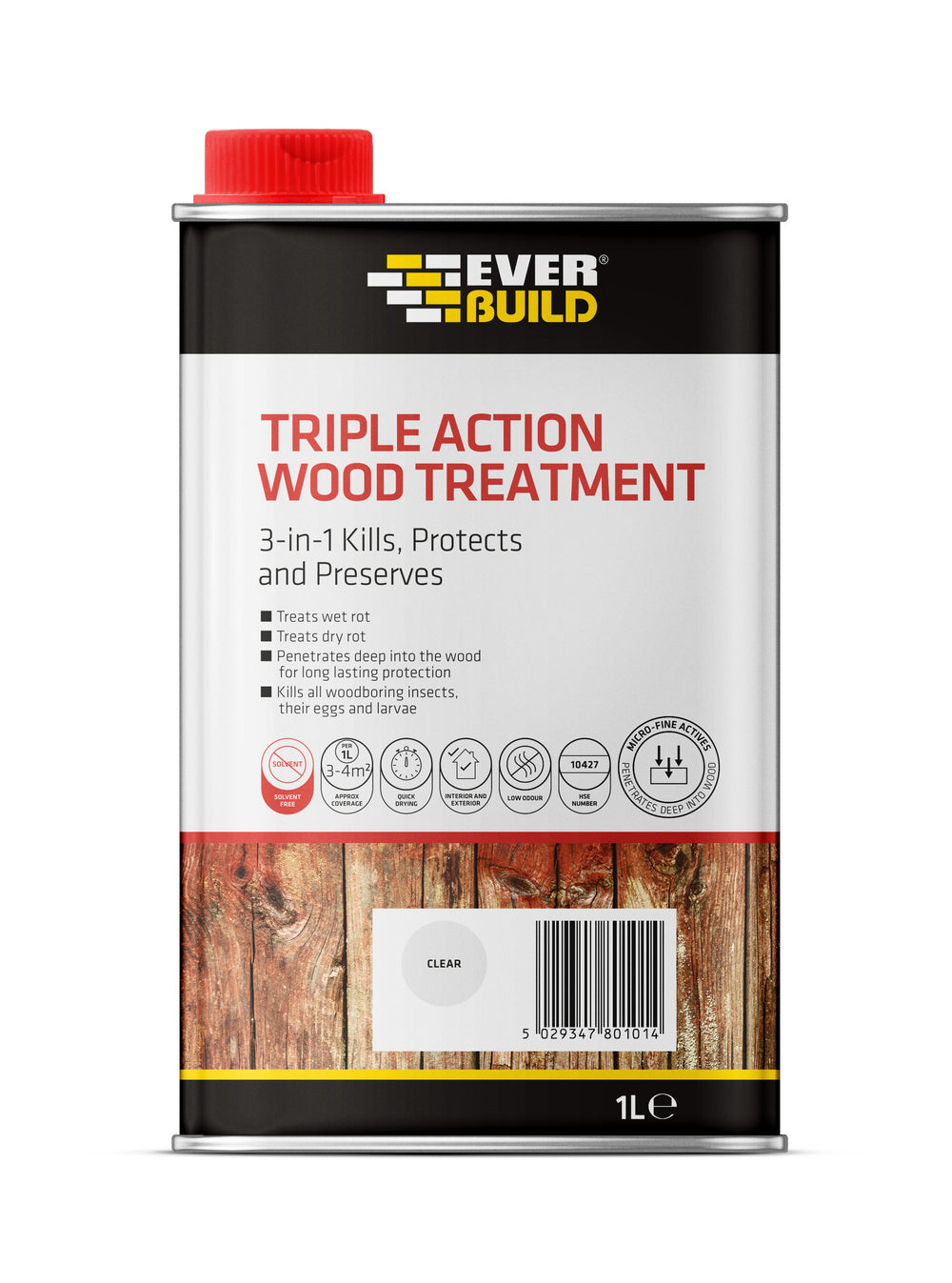 Triple Action Wood Treatment 1L