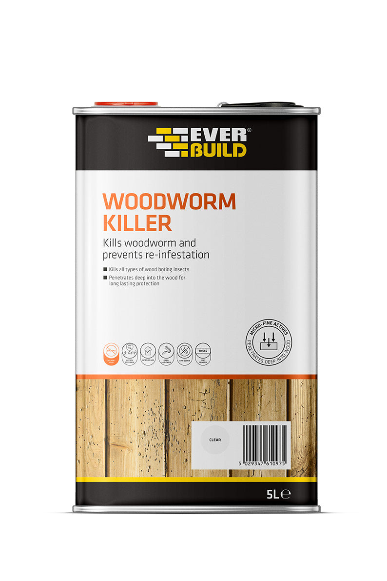 LJACK Woodworm Killer 5L