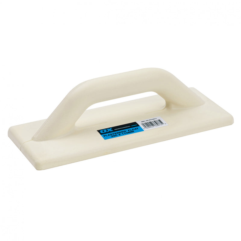 Ox Pro Plasterers Float - 280mm x 110mm