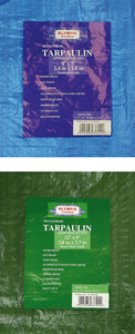 18' x 12' Tarpaulin Heavy Duty