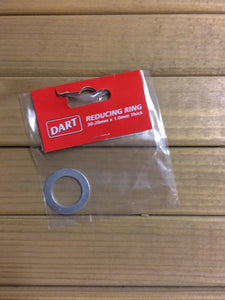 DART Reducing Ring 30-20mm x 1.0mm Thick