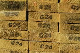 Treated KD reg C24 Carcassing Joist floor joist