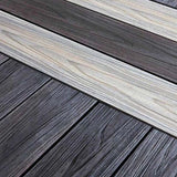 HD Deck Dual Carbon/Antique 22.5x143x3600 Decking