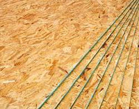 OSB3 Oriented Strand Board conditioned BBA approved 2440x1220