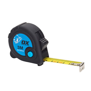 Ox Trade Tape Measure 3m